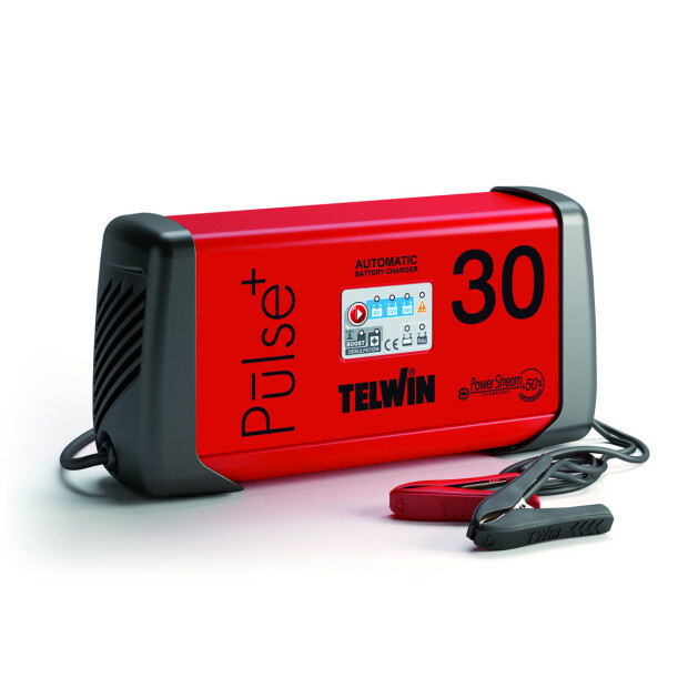 Batterieladegerät Pulse 50 Startfunktion  Schweisser Shop.at