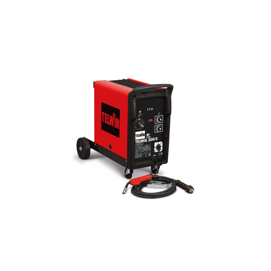 Telmig 200/2 Turbo MIG/MAG Schutzgasschweißanlage, 1.213,12 &eu