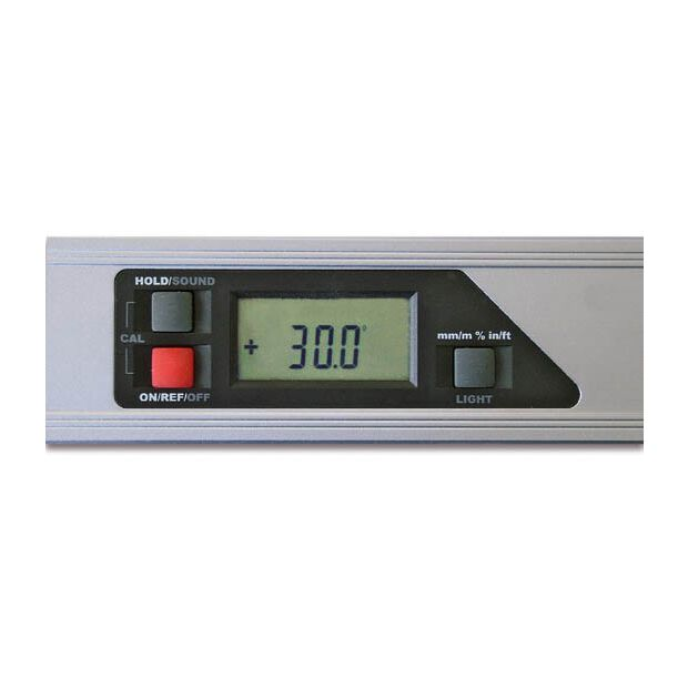 Metrica Digital-Neigungswasserwaage 60 cm / 0°-90°-0°